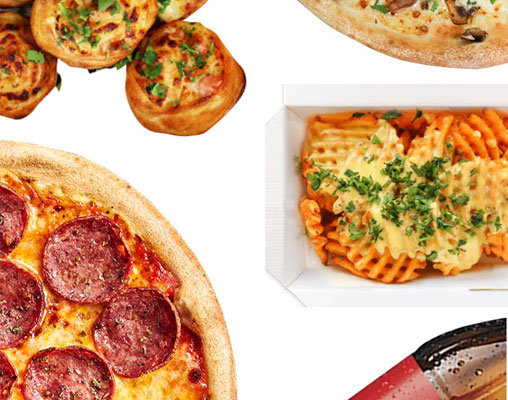 Epic Pizza Combo Deal   Pizza Near me